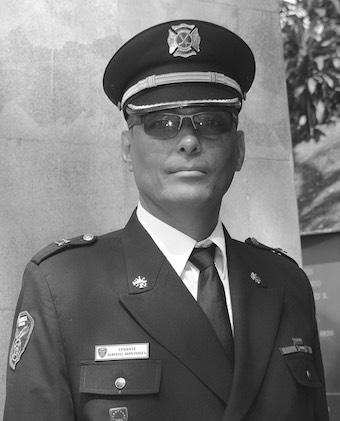Tte. Alberto José Hernández Abadía